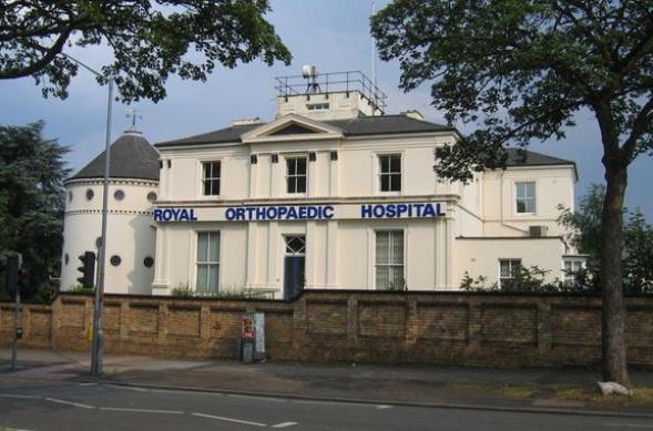 Birmingham School of Anaesthesia - Royal Orthopaedic